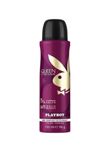 Playboy Playboy Queen Of The Game Deodorant 150 ML Renksiz